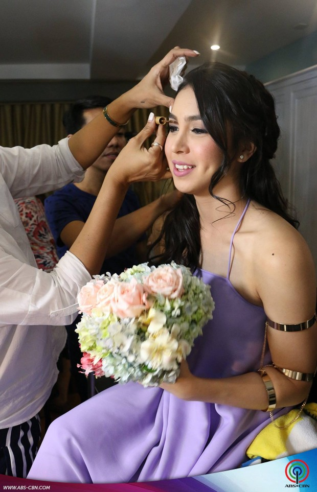 #JustJulia: Debut with Fans