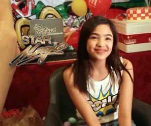 Andrea Brillantes surprise party
