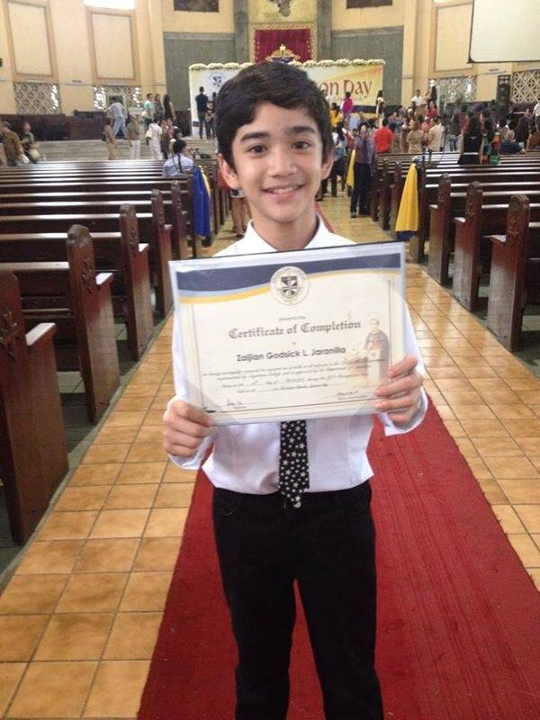GRADUATION PHOTOS: Proudest moments of your fave teen stars