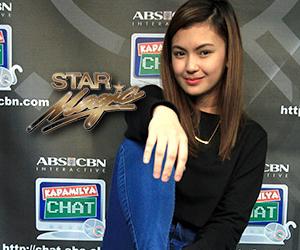POSING GUIDE: Karen Reyes, may pausong 5 poses ala model!