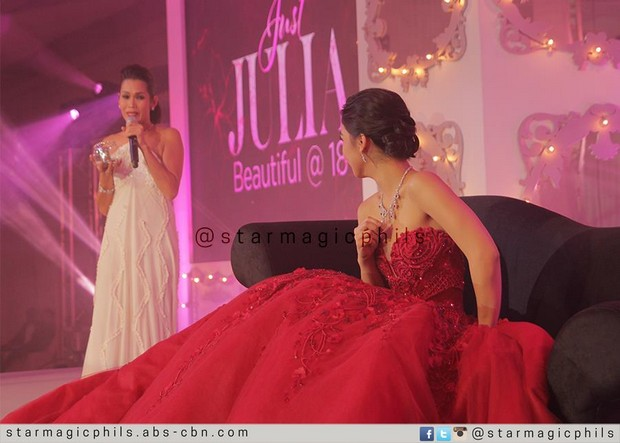 Just Julia: Beautiful at 18