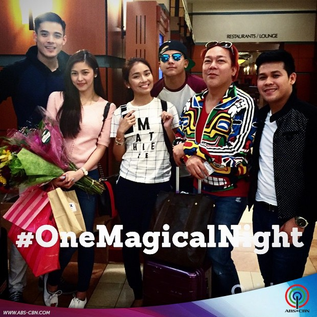 One Magical Night 2015