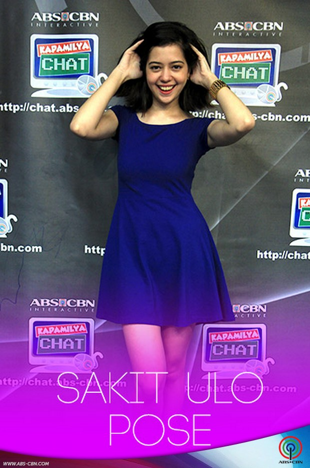 How to strike a pose like a model 5 tips from Sue Ramirez -> Pose Télévision