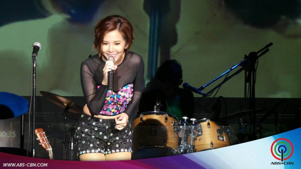 Marion's birthday concert