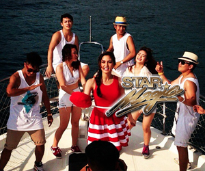 "BTS PHOTOS: Kim Chiu's ""Darating Din"" music video shoot"
