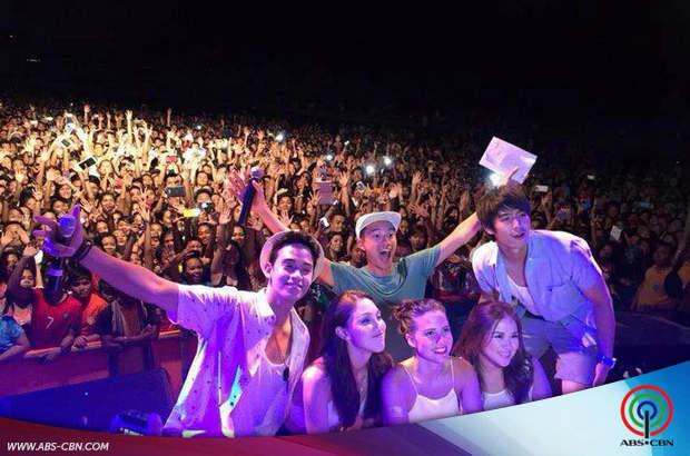 Summer MYX Fest in Boracay