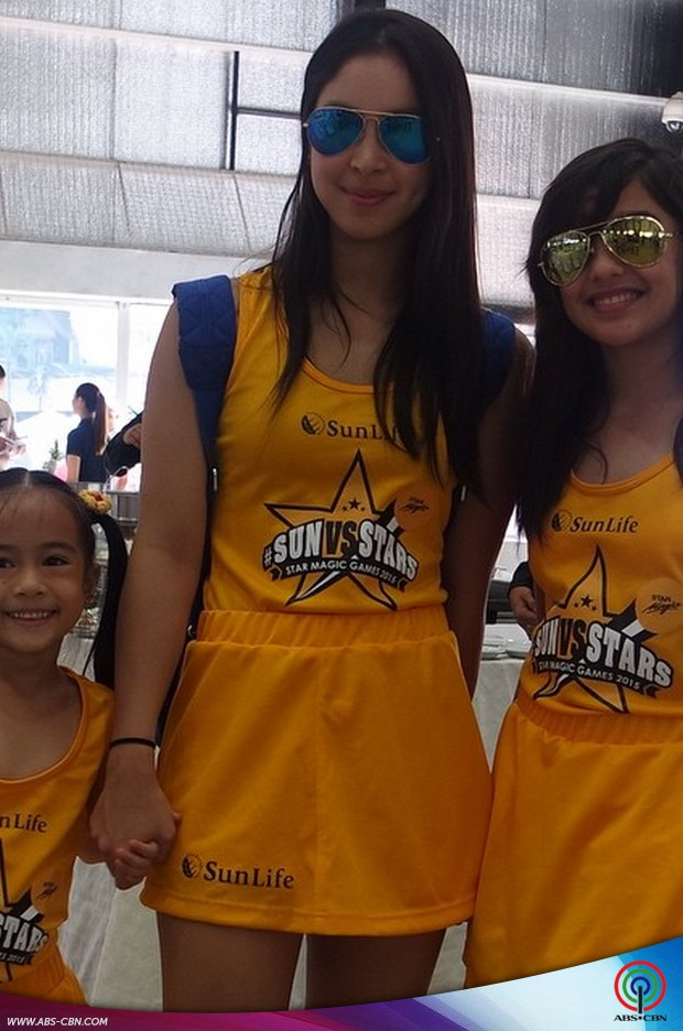 PHOTOS: Star Magic Games 2015