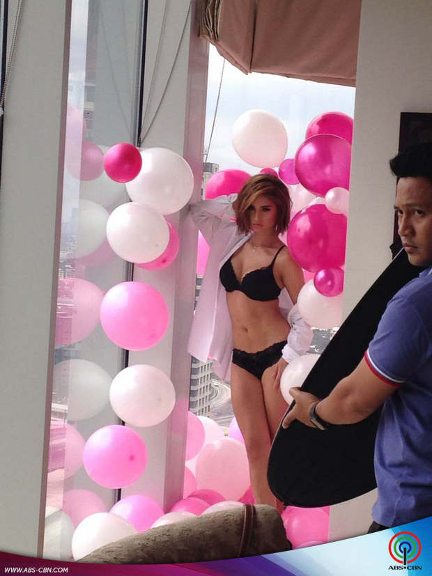 BEHIND-THE-SHOOT: Coleen flaunts sexy bod and enviable abs in Metro Magazine's May issue