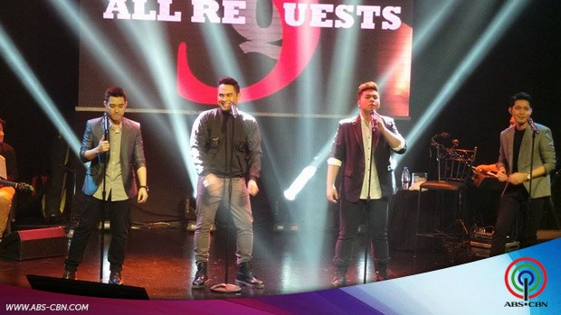 Jed Madela All Requests 5