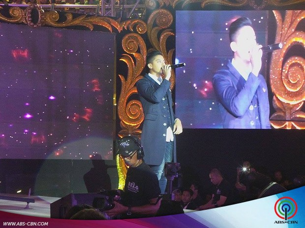 Daniel graces the Belo 25 Years Grand Launch