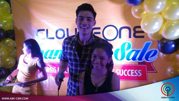 Xian at the Anniversary of Cloudfone