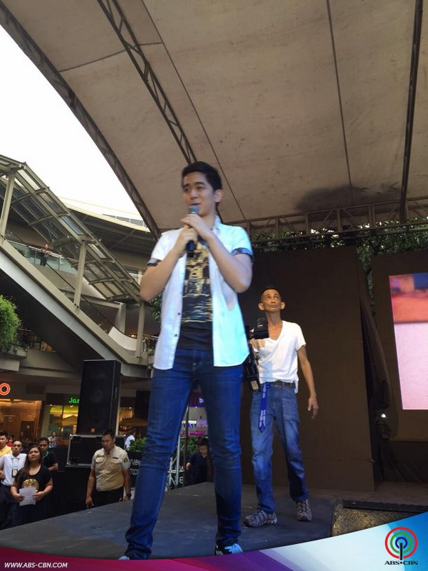 Maja and Joshua nagpasaya sa You're Still The One mall show