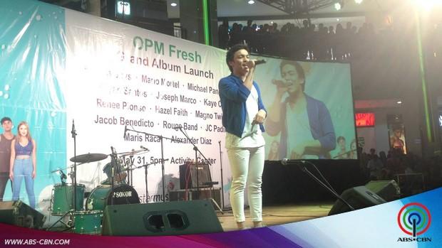 OPM Fresh grand album launch