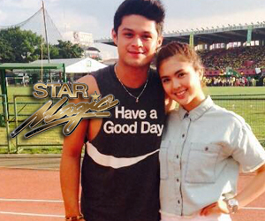 Youth Day with Jon Lucas and Sofia Andres