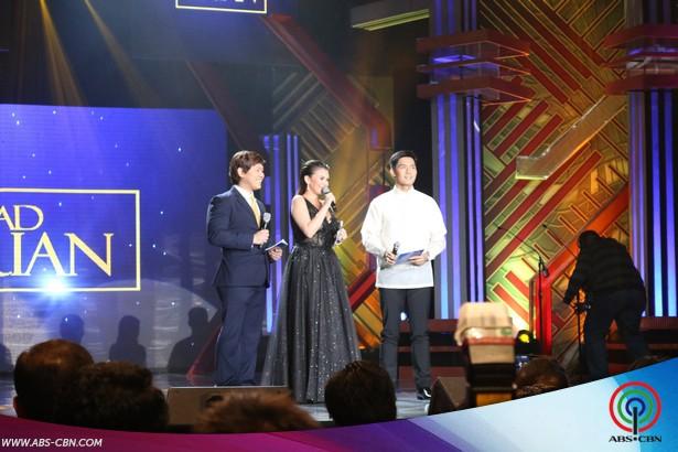 Kapamilya Stars at the Gawad Urian Awards 2015
