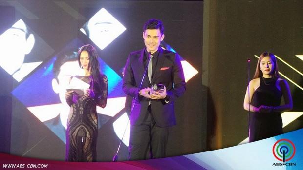 Star Magic artists bag awards at the Pep List Awards 2015