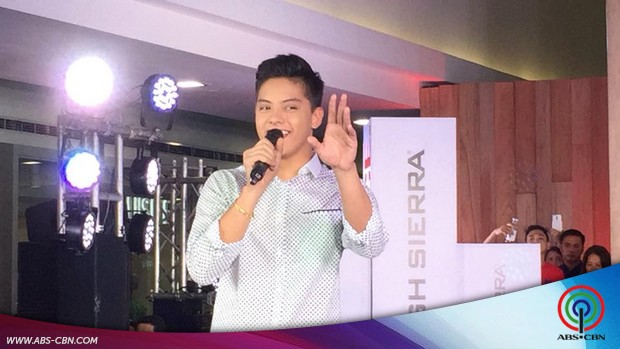 Daniel Padilla High Sierra Meet and Greet