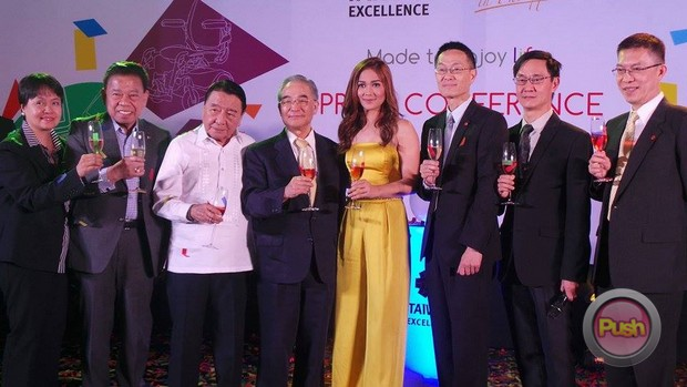 Maja at the Taiwan Excellence event