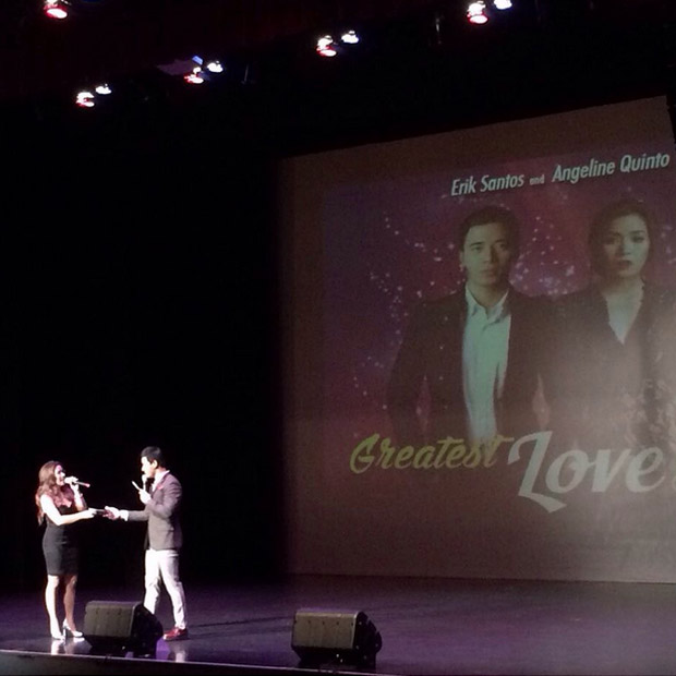 Erik and Angeline's sweet moments in Canada