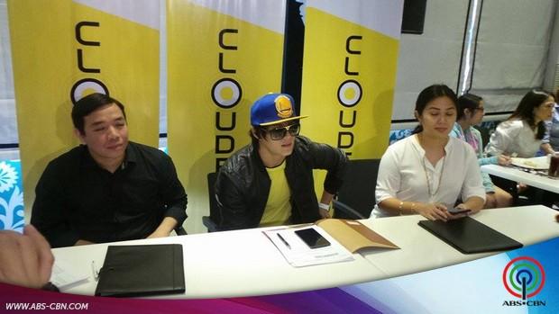 Enrique's Cloudfone Mall Tour