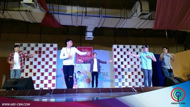 The cast of Oh My G spends their last mall show in Batangas
