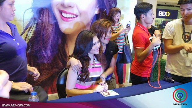 Janella Salvador's much-awaited album launch