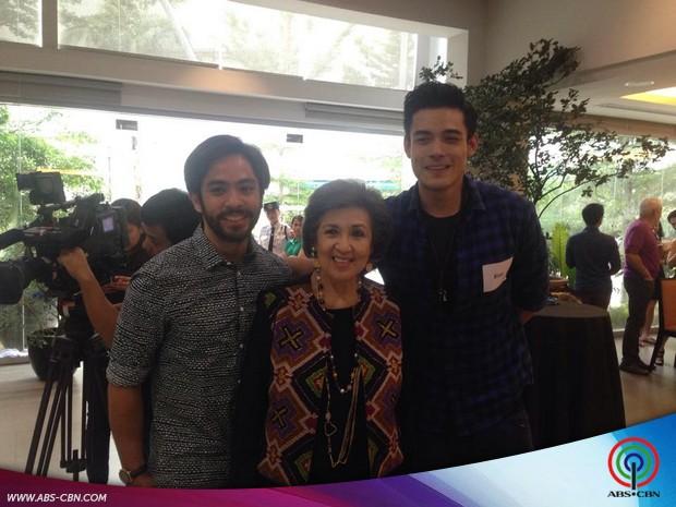 Xian Lim shares his artistic side at the Maarte Fair