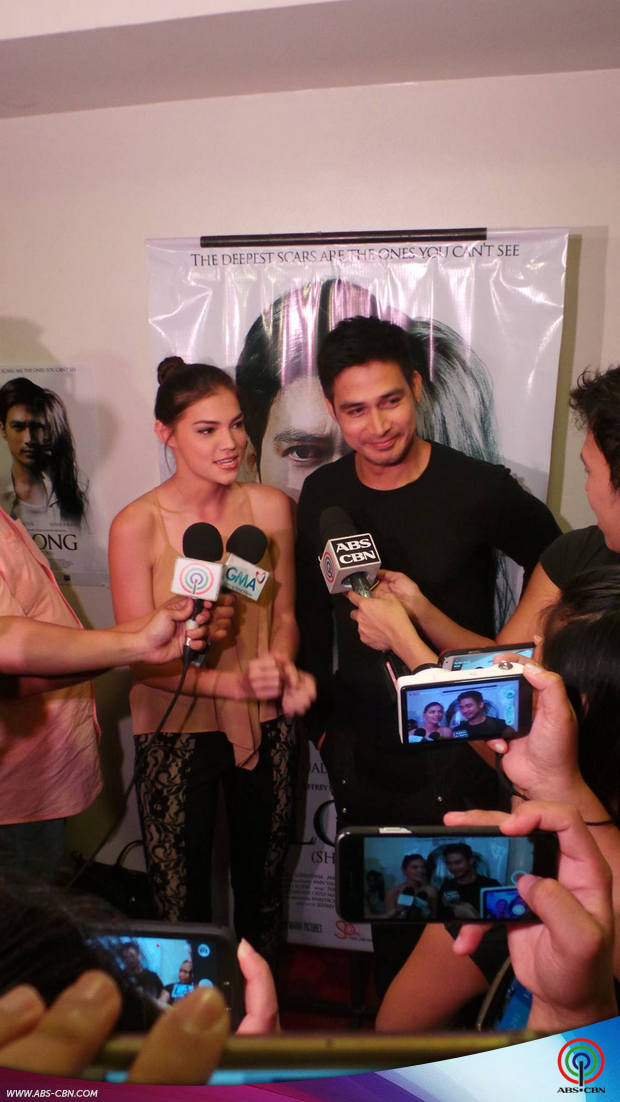 Piolo graces the Silong Press Launch
