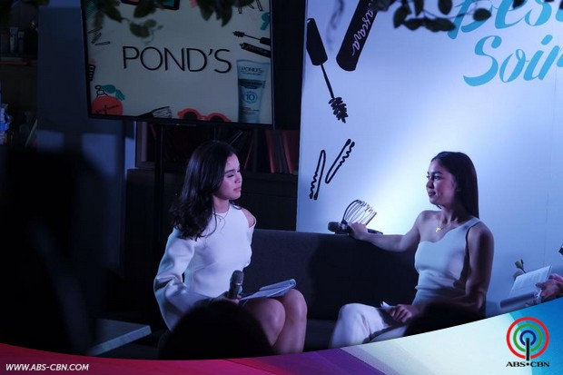 Ponds Bestie Soiree with Julia and Claudia