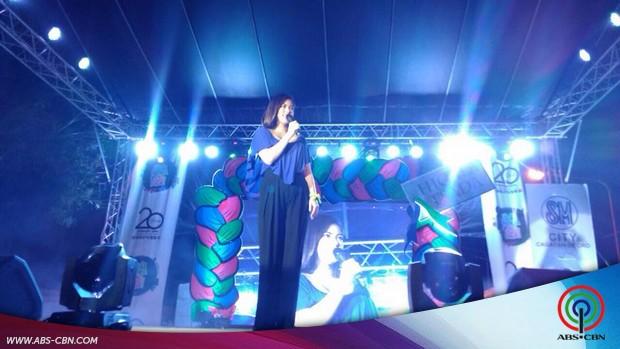 Jodi, Dominic, Shaina and Gerald at the Kagay-an Festival