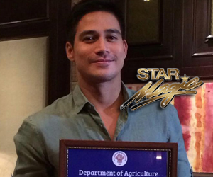 Piolo's new advocacy #BeRiceponsible