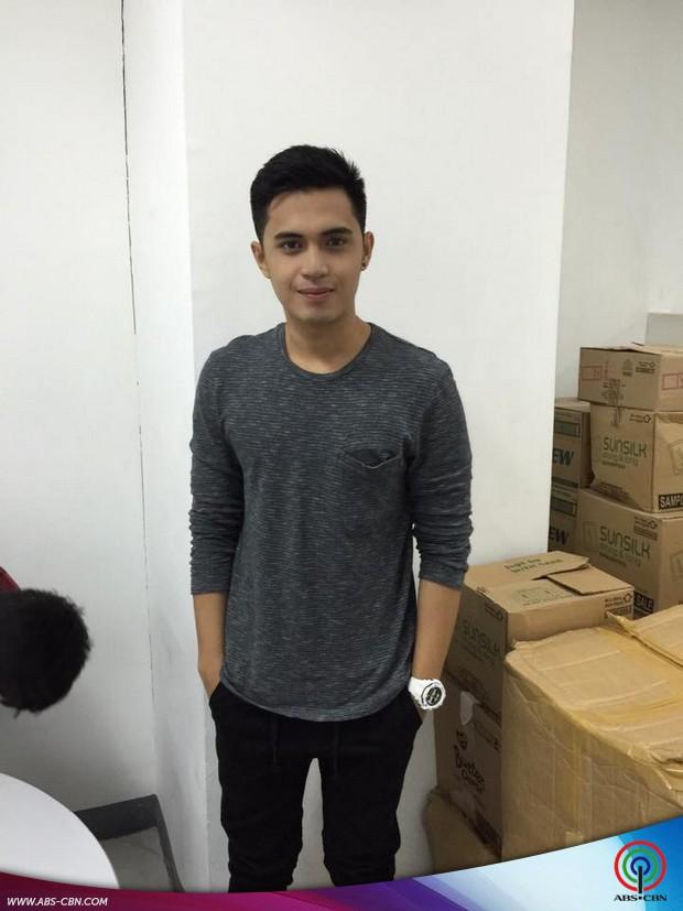 Bryan Santos and Marlo Mortel spread kilig vibes at Cabanatuan