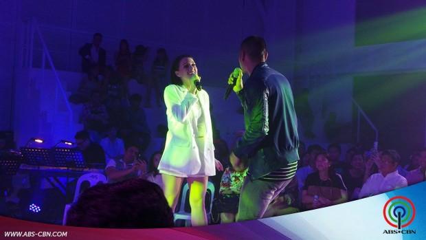 Tippy Dos Santos' Unfolded Concert