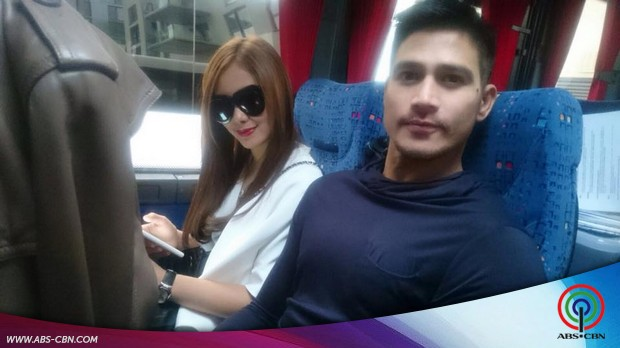 Star Magic Artists in London for ASAP20