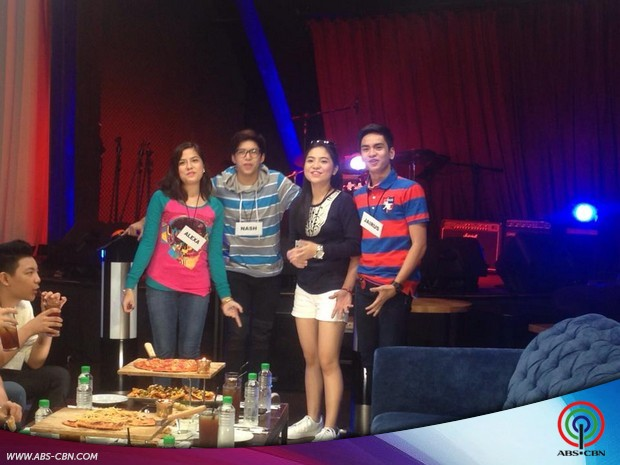 Star Magic Artists Joins Myx Olympics