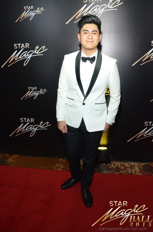 PHOTOS: Luv U's teen idols look so dashing at the 9th Star Magic Ball