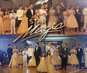 Never before seen photos of Star Magic Ball 2015 Cotillon