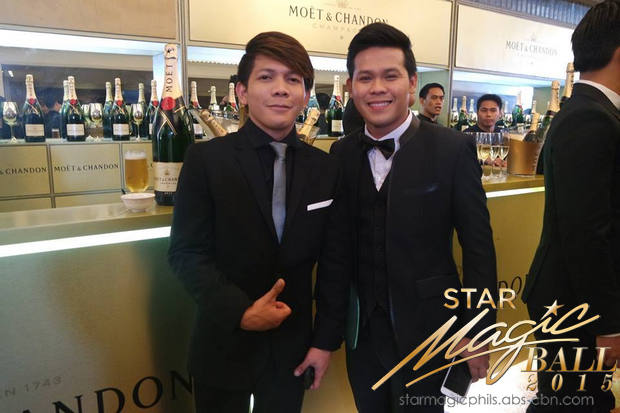 What you did not see at Star Magic Ball 2015 Cocktail Party