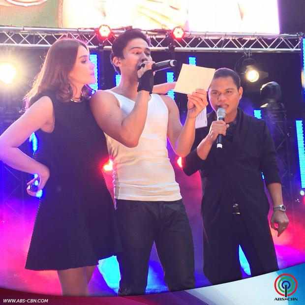 Bea, Maja, Enchong and Paulo spread happiness at the TFC, One Kapamilya Go on Amsterdam