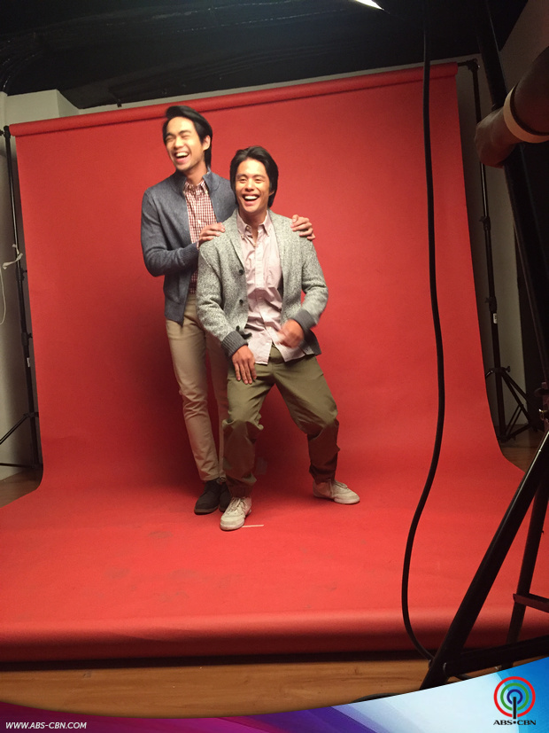 BEHIND-THE-SCENE PHOTOS: Star Magic Catalogue 2016 shoot
