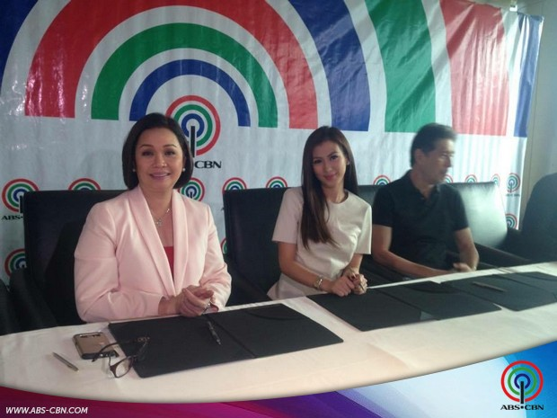 Alex Gonzaga inks new contract with ABS-CBN