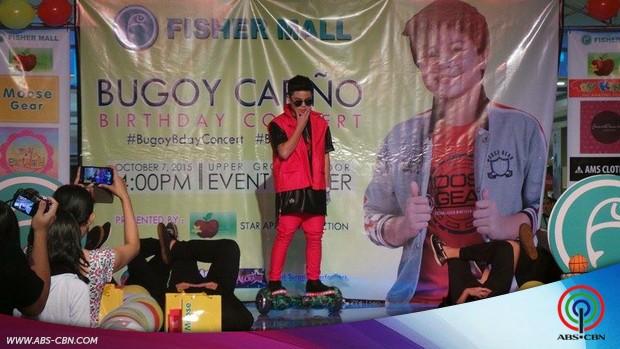 Bugoy Carino's Birthday Concert
