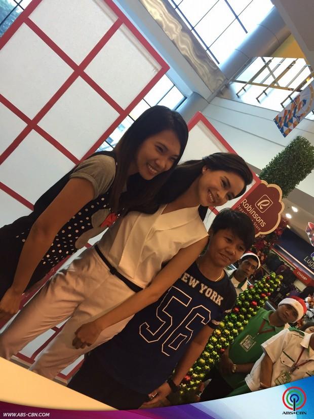 Meet and Greet Erich Gonzales in Cabanatuan