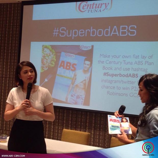Jessy Mendiola's ABS Plan Book Launch
