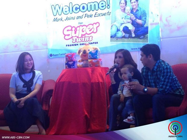 New blessing for Jolina Magdangal and her family