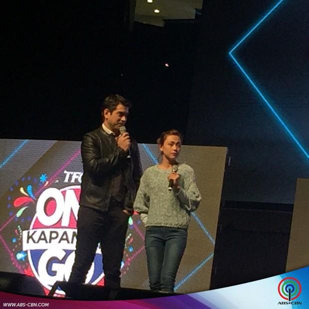 TFC One Kapamilya Go 2015 in USA