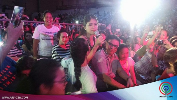 Forever begins with LizQuen at San Fernando, Pampanga with Melai and Eric