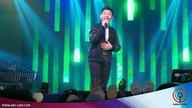 Darren Espanto D' Road Tour in Pampanga