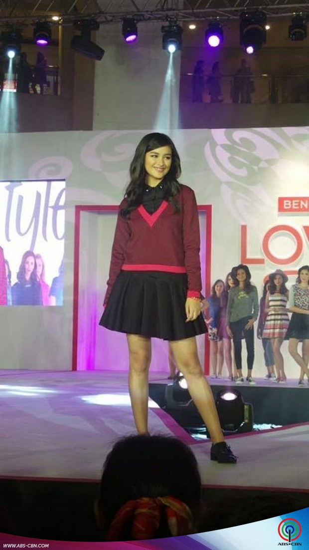 #LoveStyle: Liza Sobreno and Enrique Gil