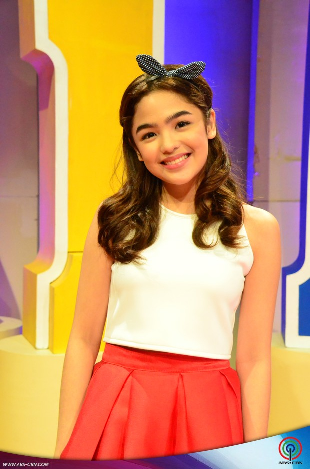 14 Photos that show Andrea Brillantes is the next Anne Curtis